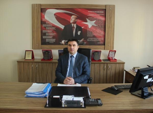 Nuri  KAMCİ - Okul Müdürü